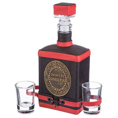 Наборы для спиртных напитков