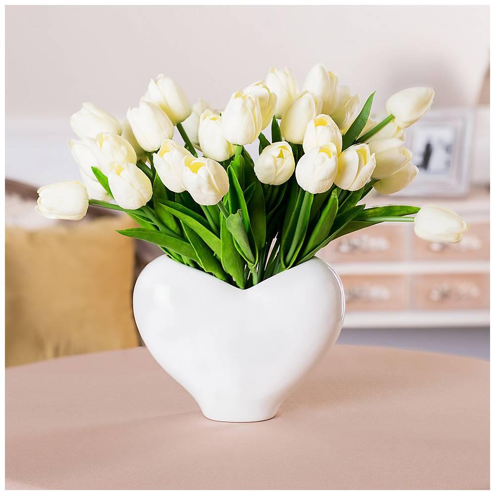 Цветы для вазы из пакетов